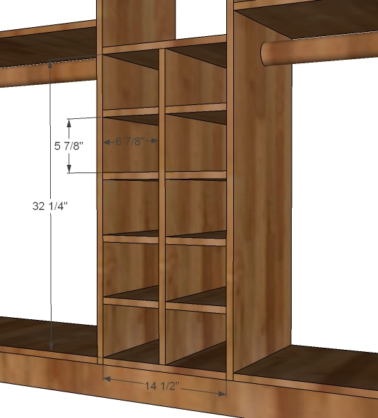 ... Shoe Closet Plans Download simple bookshelf design plans | woodideas