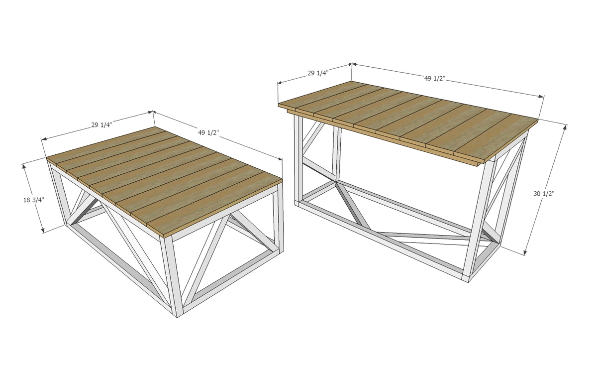 coffee table converts dining table wild rose tiny house