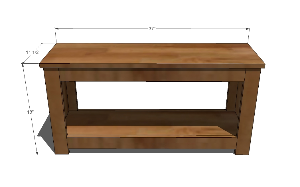 Wooden Bench Plans http://ana-white.com/2010/03/plans-simple-spa-bench ...