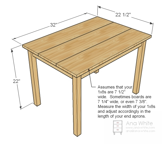 Childrens Table And Chairs Plans Childrens Table And Chairs Set ...