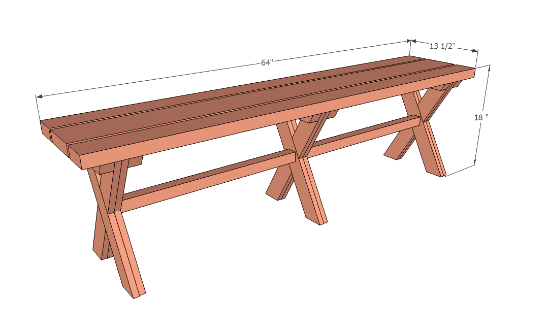 Download 8 Foot Picnic Table Bench Covers Plans Free