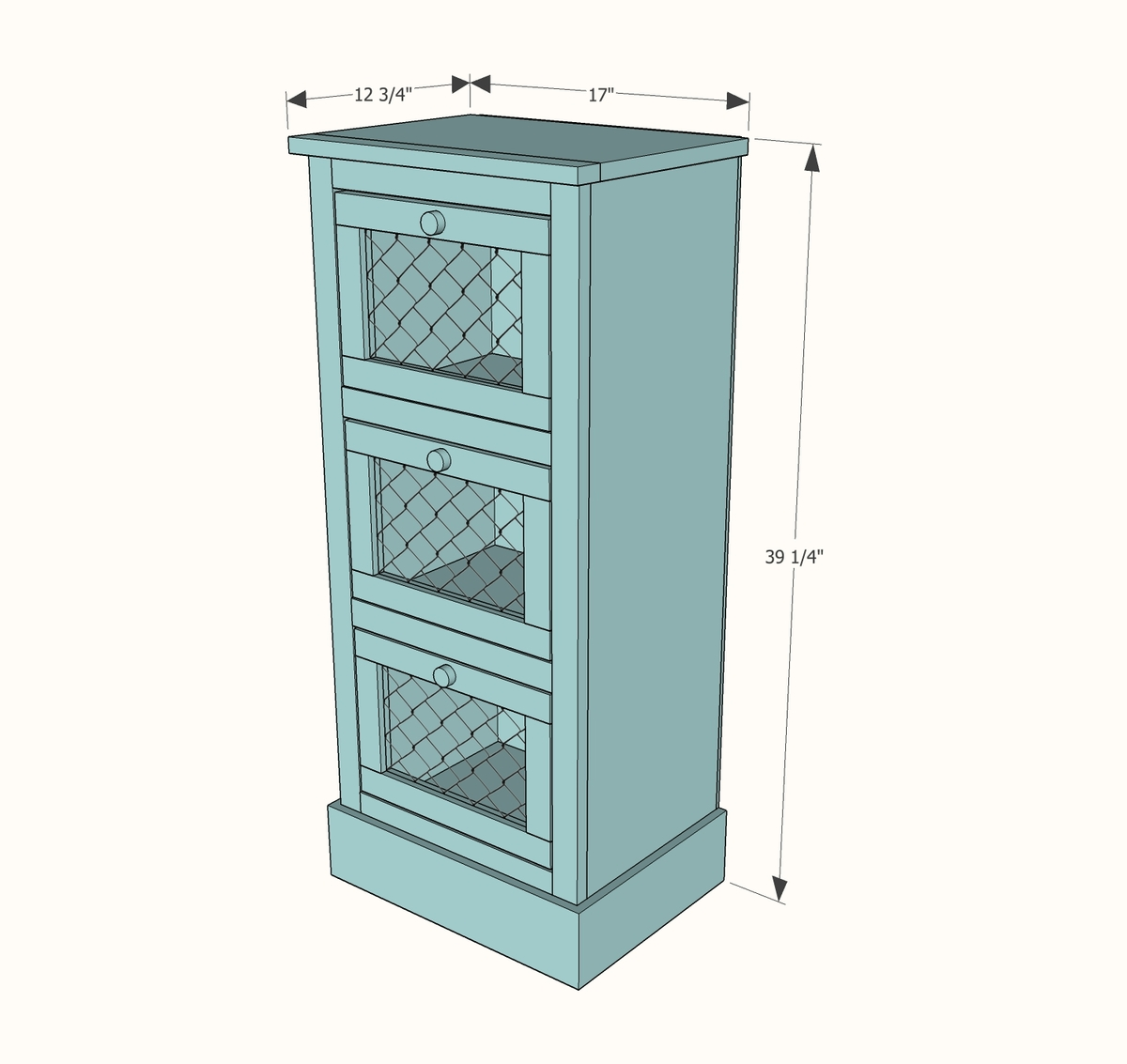 Kitchen Cabinets For Vegetables. Good Dimensions With Kitchen ...