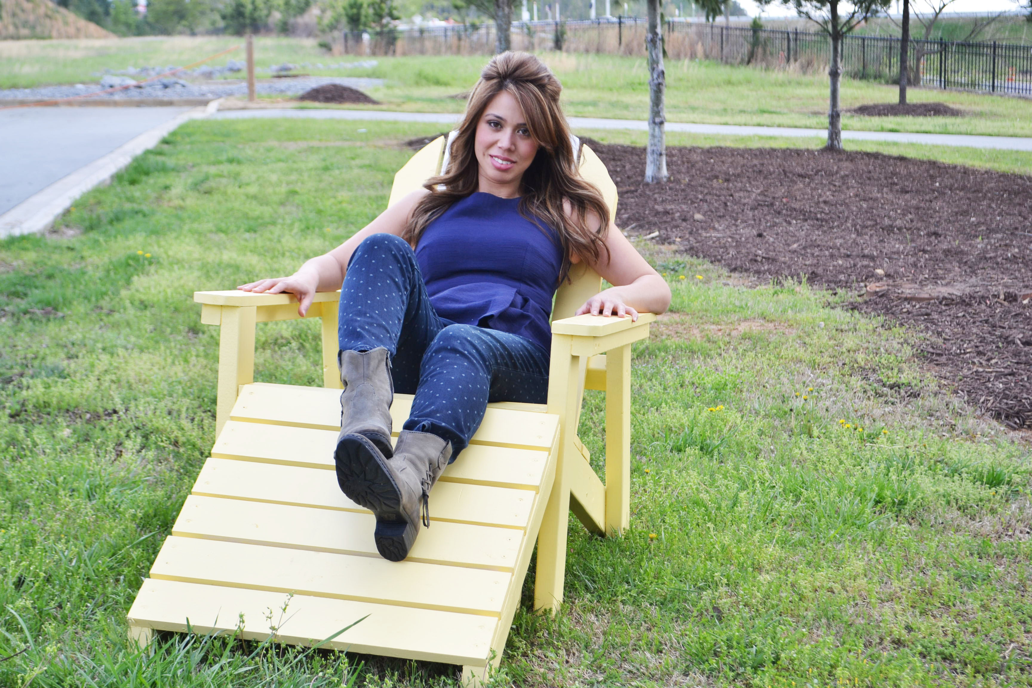 , 2×4 Adirondack Chair Plans (Ana's Favorite), Wood Reports