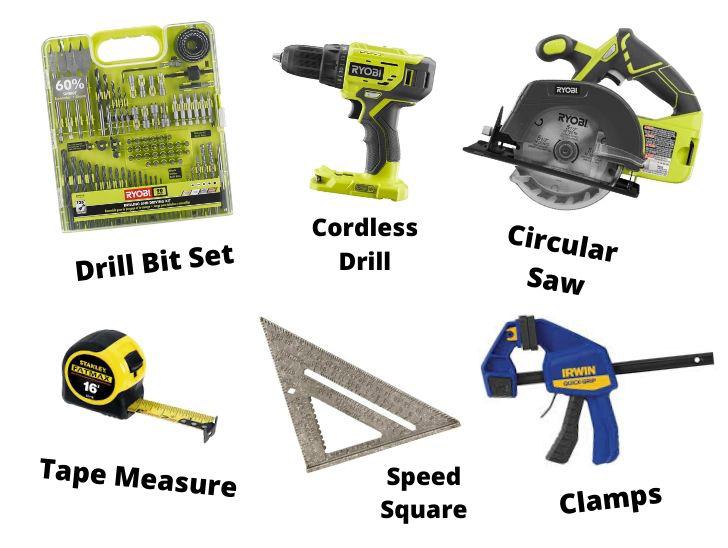 Woodworking Beginner Tools