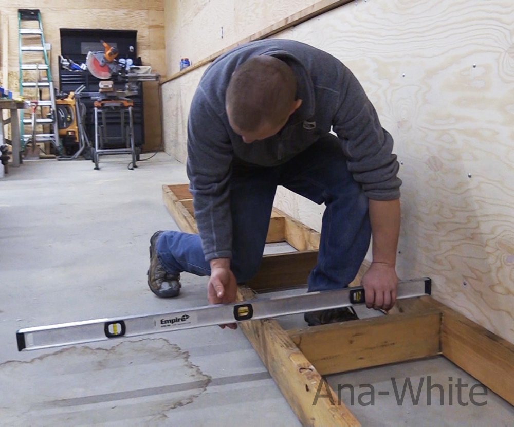 easy to build workbench