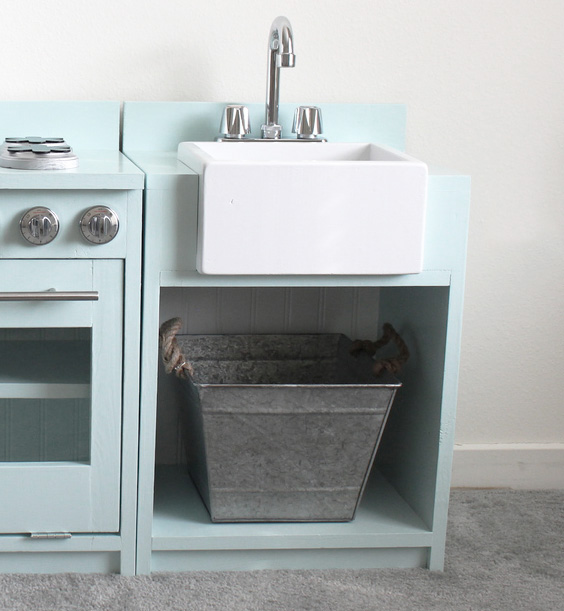 farmhouse sink play kitchen