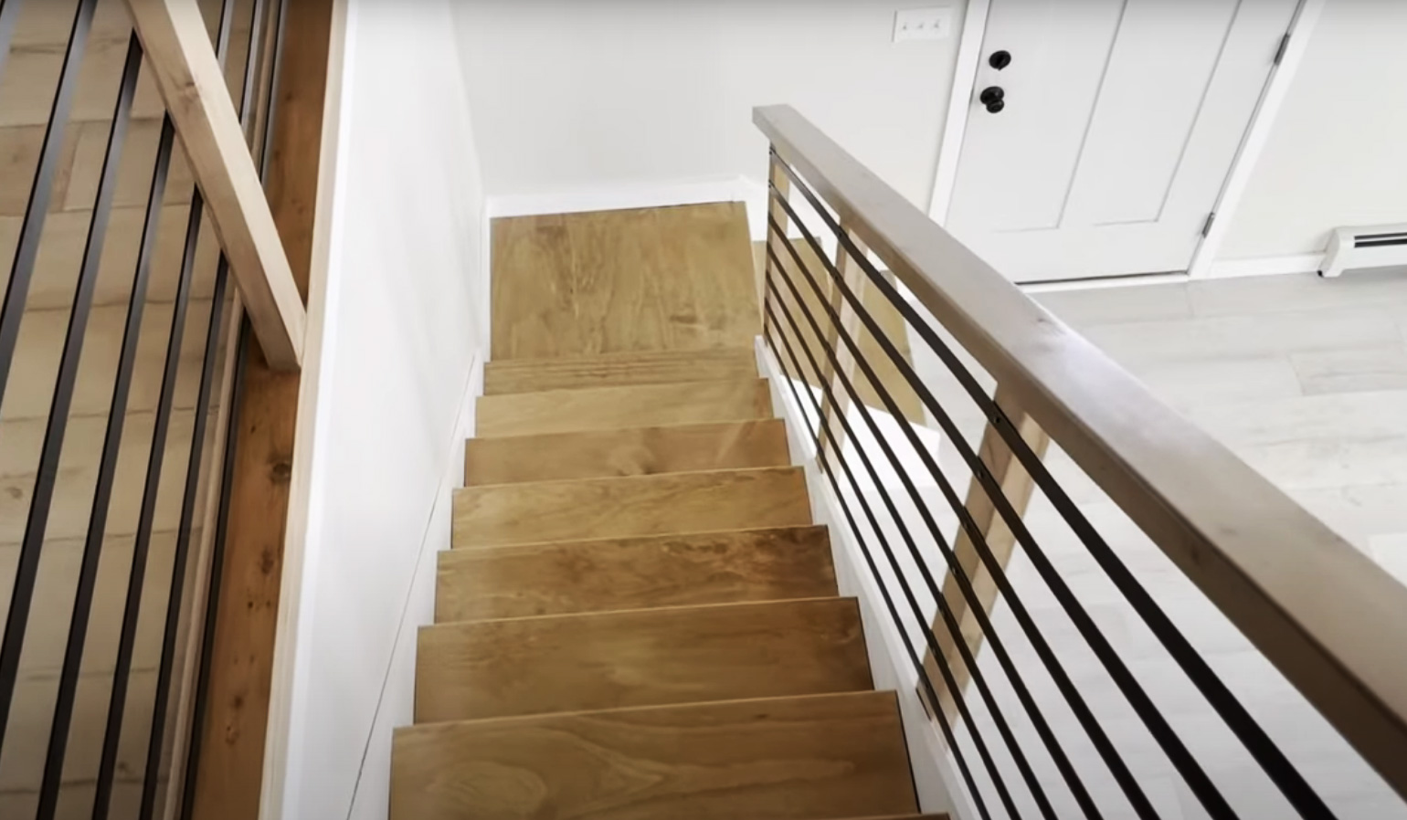 staircase handrail ideas