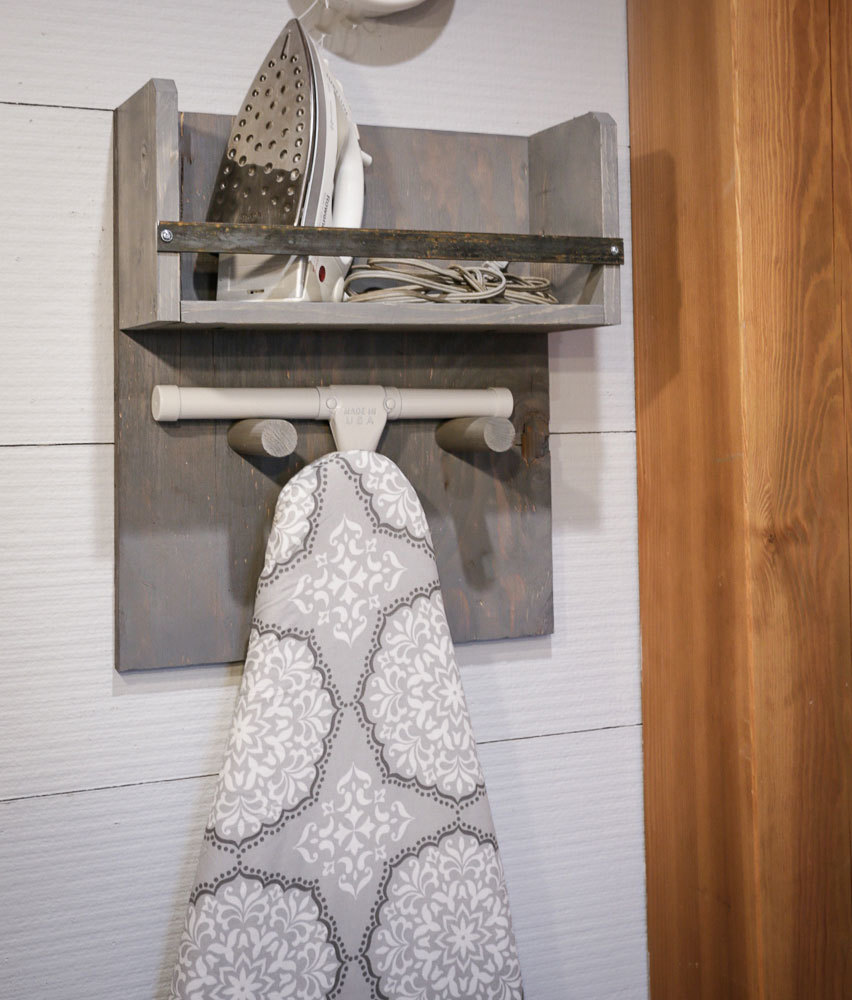Ana White Iron Board Holder Diy Projects