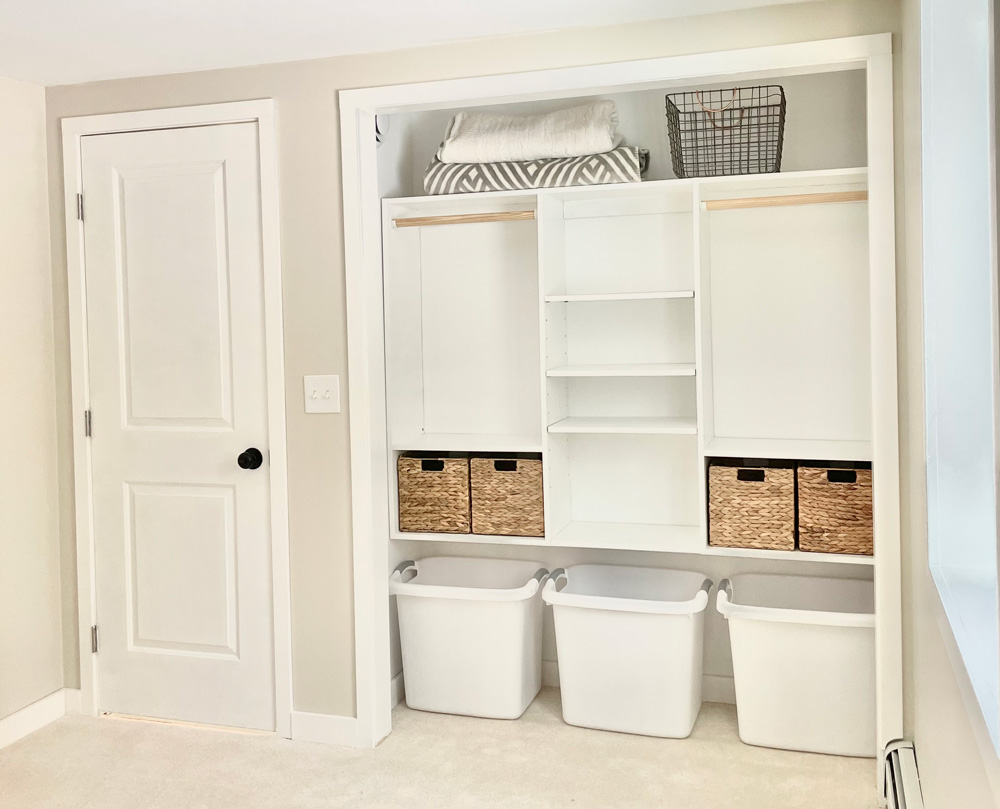 awesome kids closet organizer