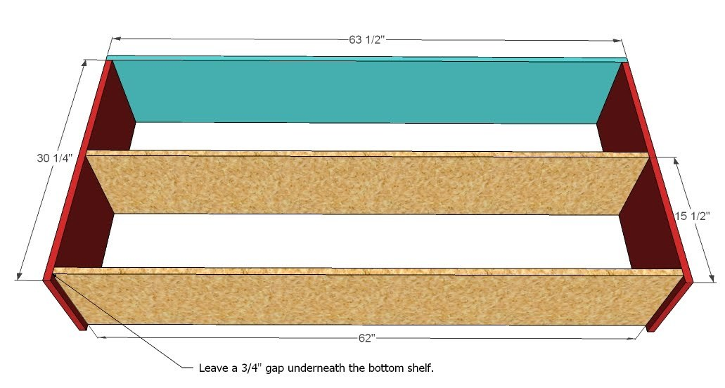 Desk Plans For Timber Bench Seat