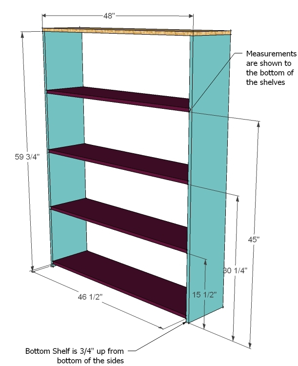 PDF DIY How To Make A Shelf Out Of Wood Download how to ...