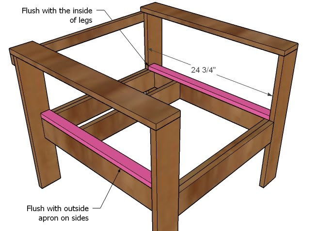 Ana White | Build a Simple Outdoor Lounge Chair | Free and Easy ... : How To Make A Wood Chair Frame For Kids
