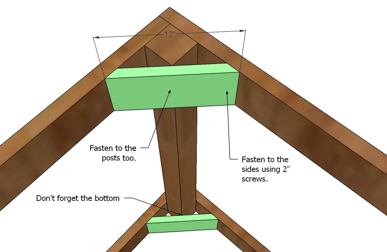Ana white playhouse deck diy projects for Easy playhouse plans free
