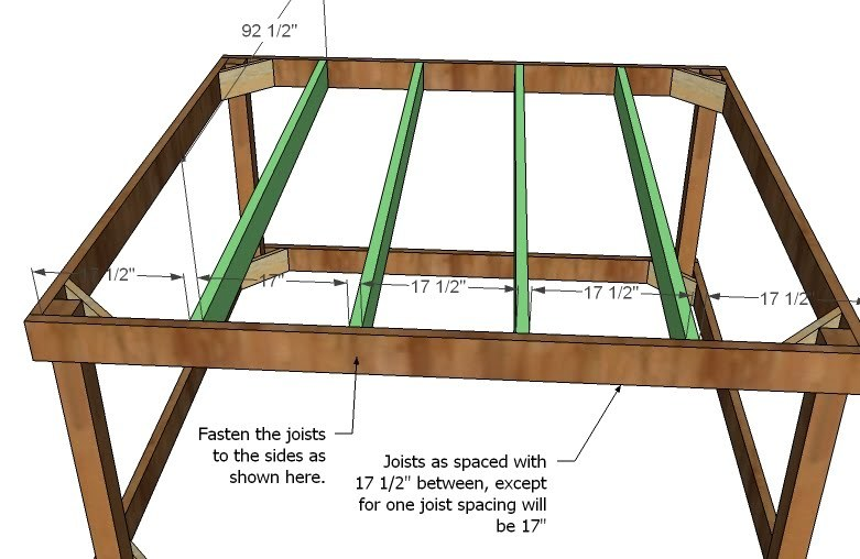 Free Instructions On How To Build A Platform Bed | Fine Woodworking ...