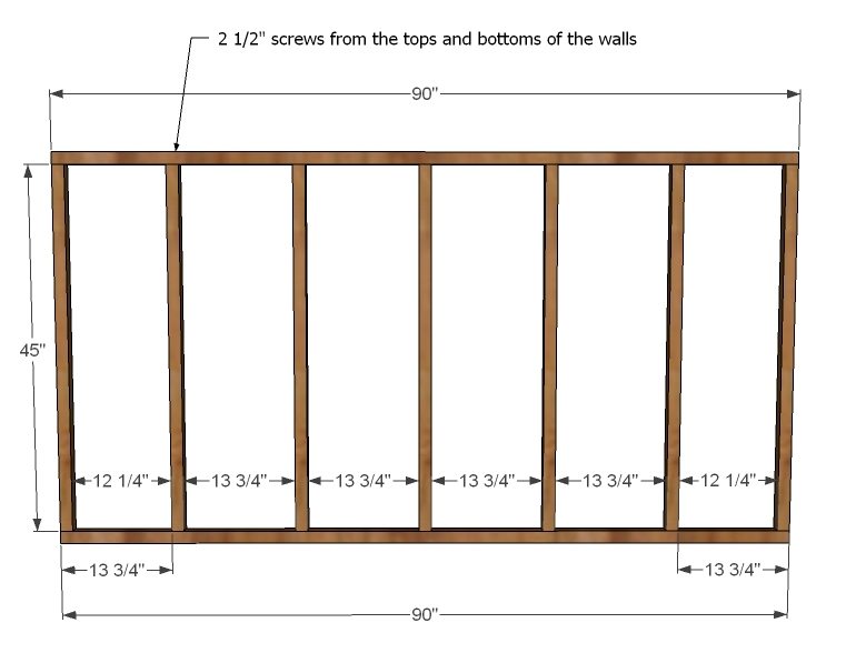 leirvik bed frame instructions