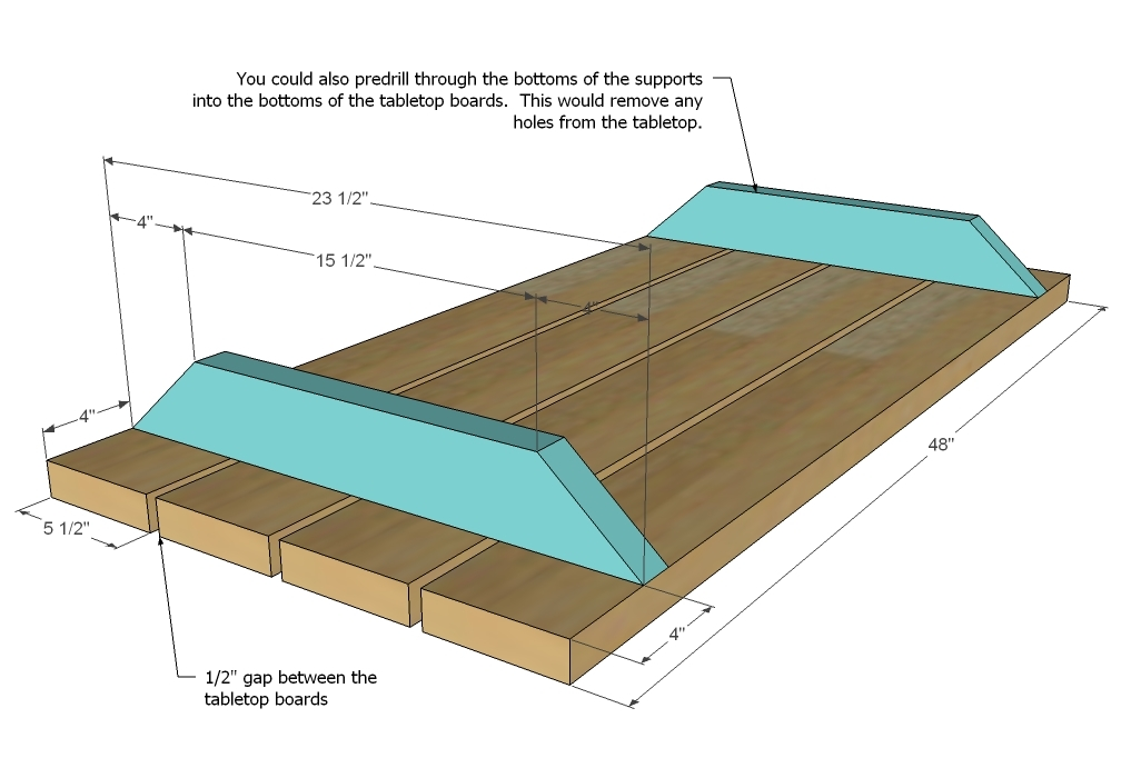 Joins: Knowing How to build a picnic table instructions
