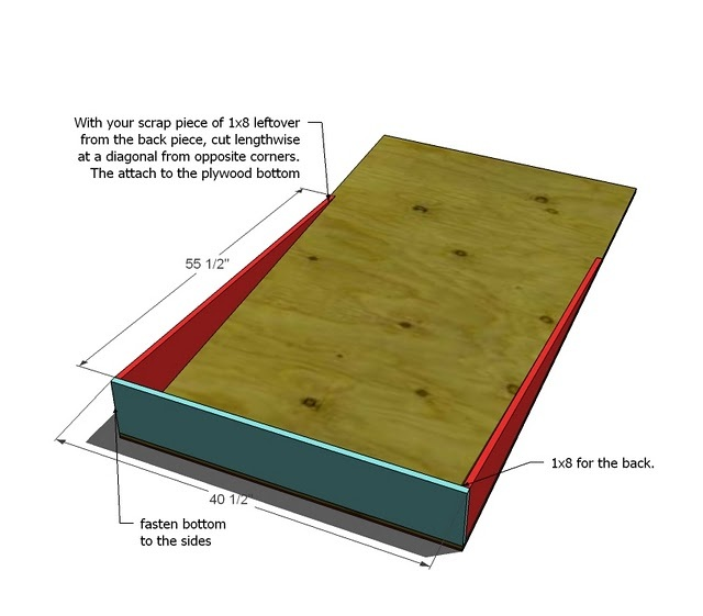 Ana white plans a murphy bed you can build and afford to build step 9 instructions solutioingenieria Image collections