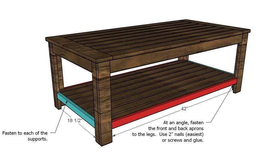 Ana White Build An Outdoor Coffee Table Hamptons Collection Diy Projects