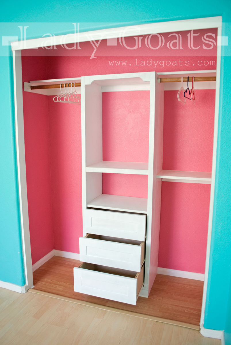 Ana White | Drawers for the Closet Tower - DIY Projects