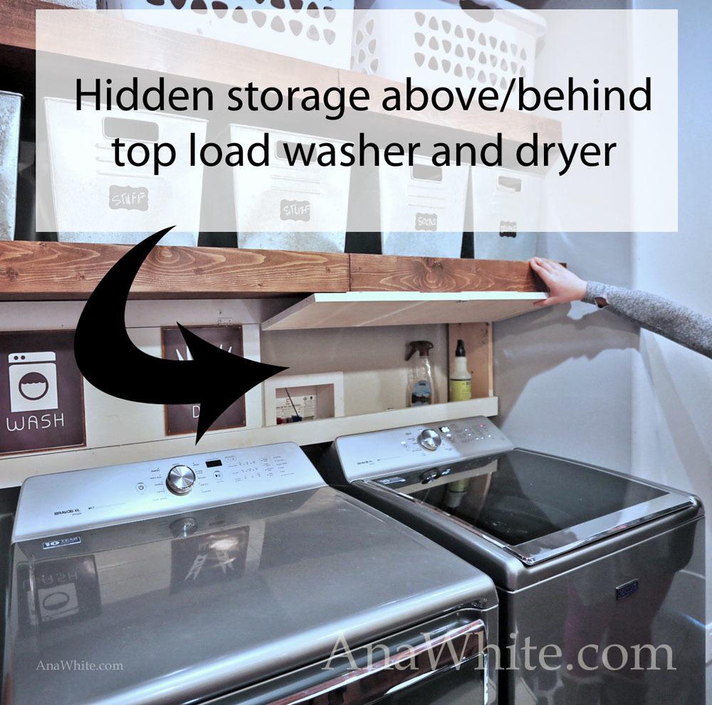 Kitchen Washer Countertop