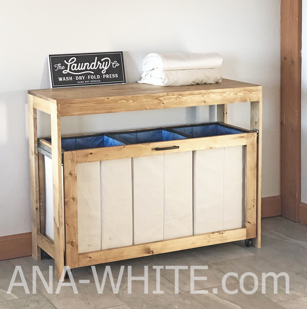 Laundry Station Ana White
