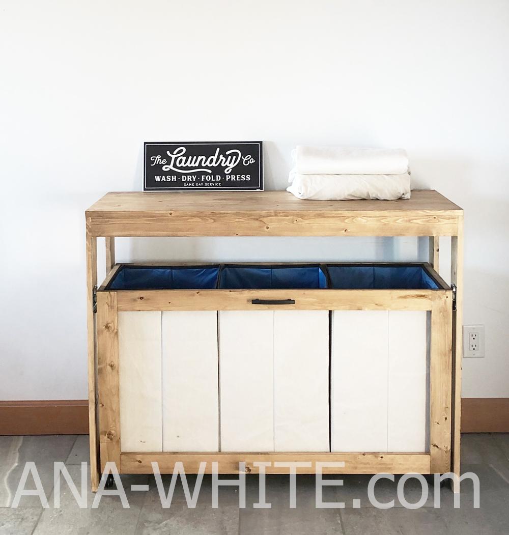 Laundry Station Ana White