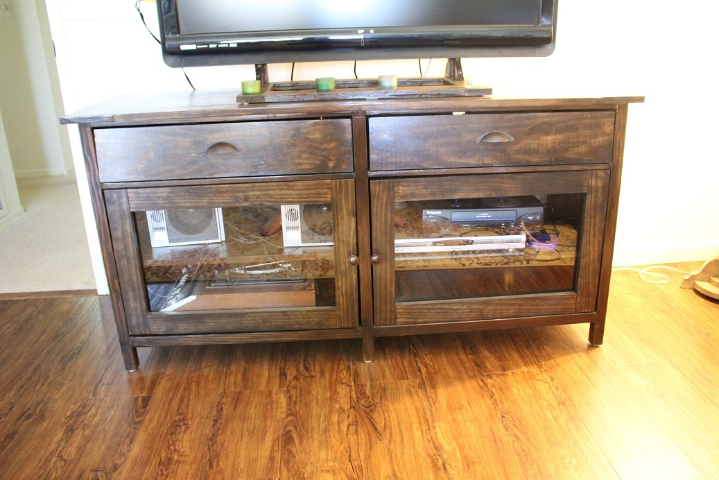 Ana White | Media Center - DIY Projects