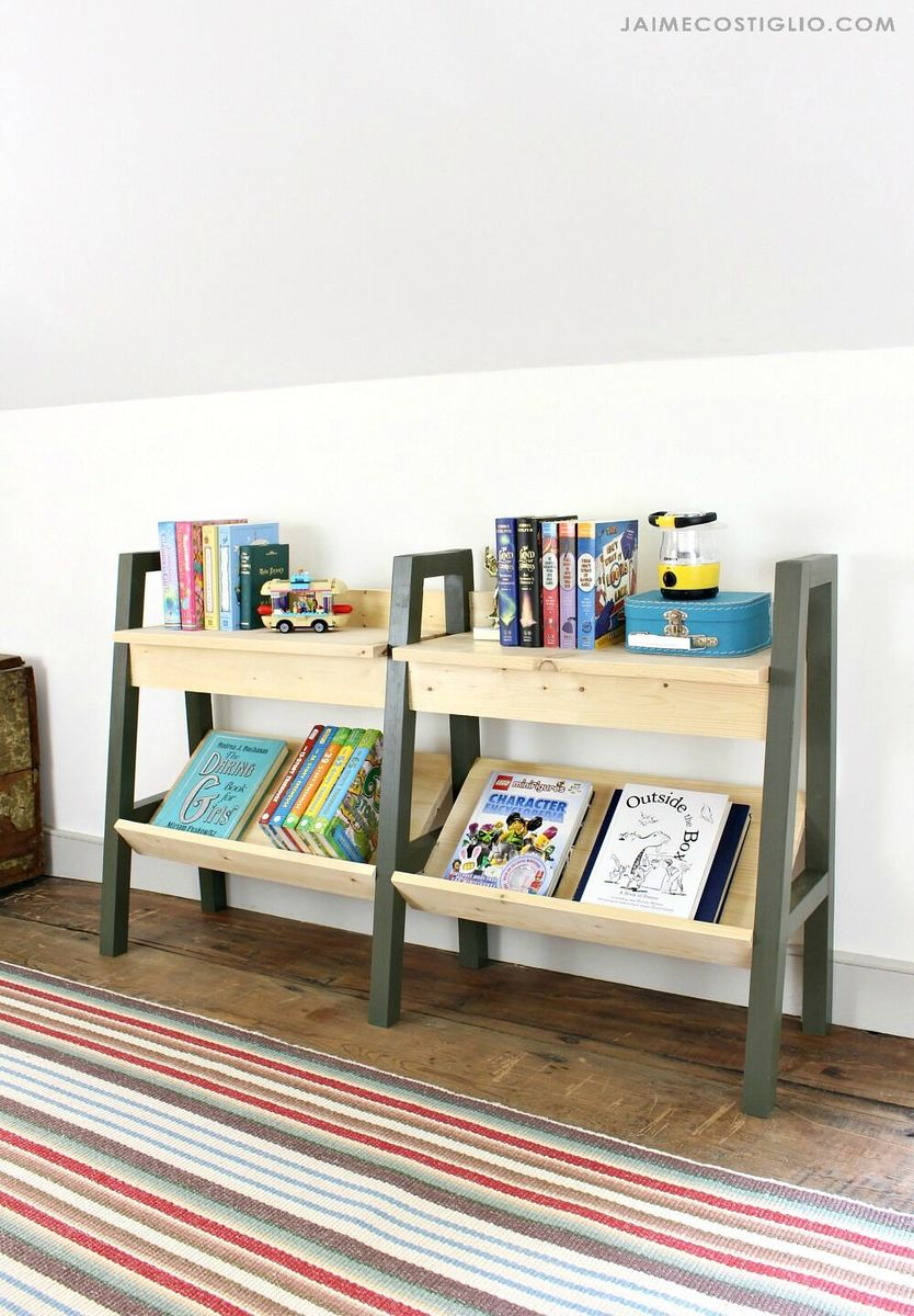 s white decosee com bookcases child childs idea bookcase unique design