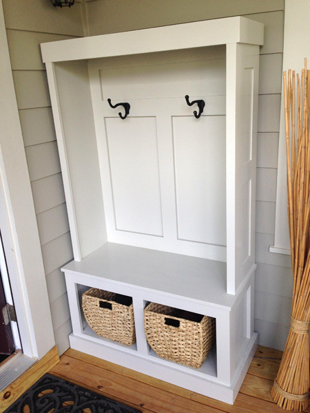Mudroom Unit