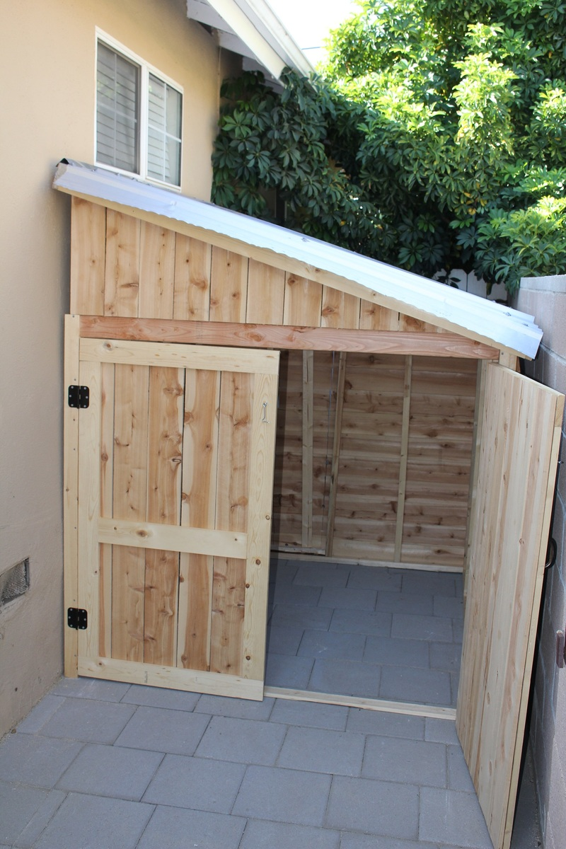 Ana White | lawn and garden shed - DIY Projects