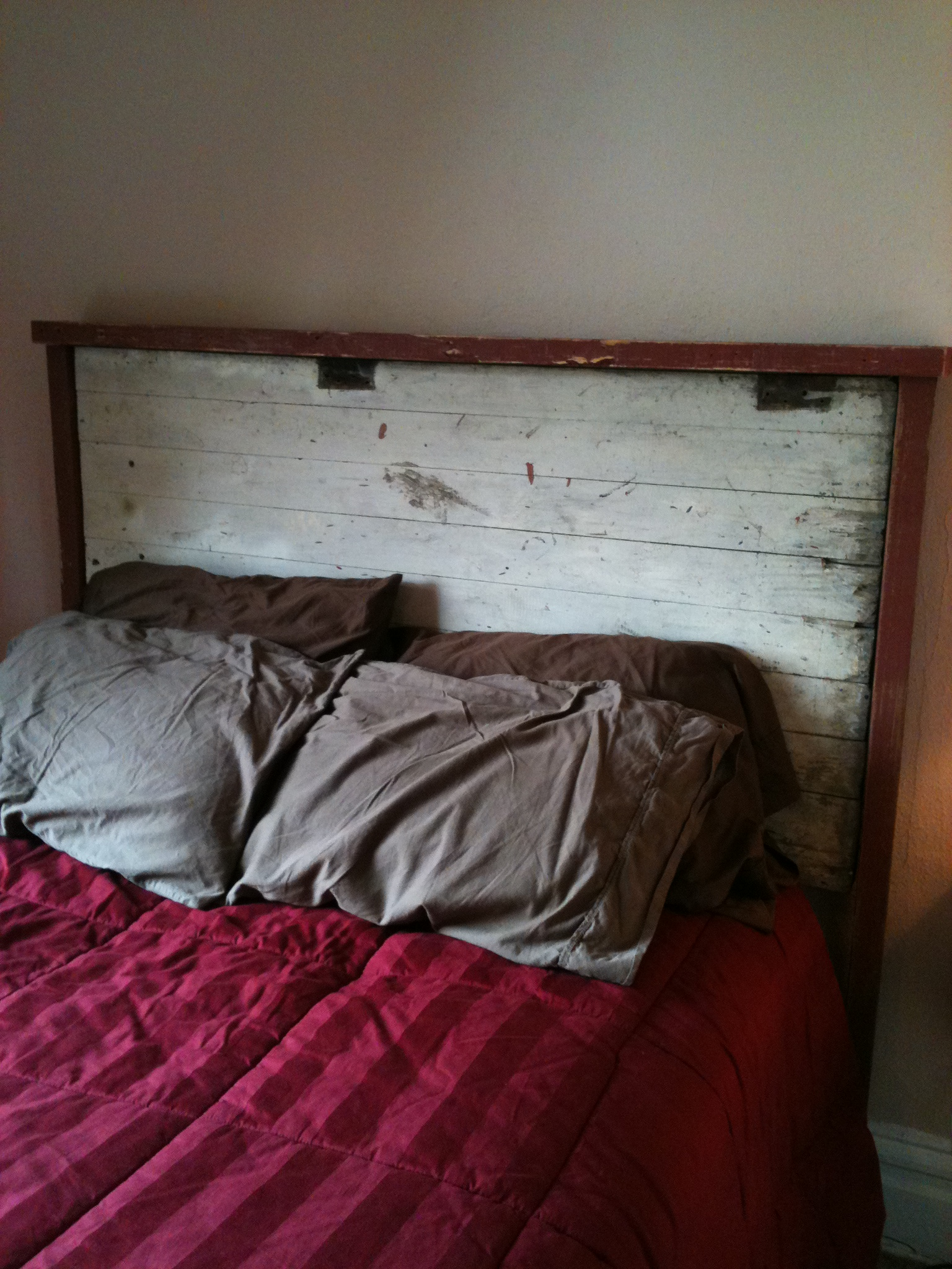 100 diy reclaimed wood headboard marvellous diy cheap wood