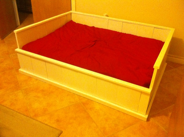 Wooden Dog Bed Patterns PDF Woodworking