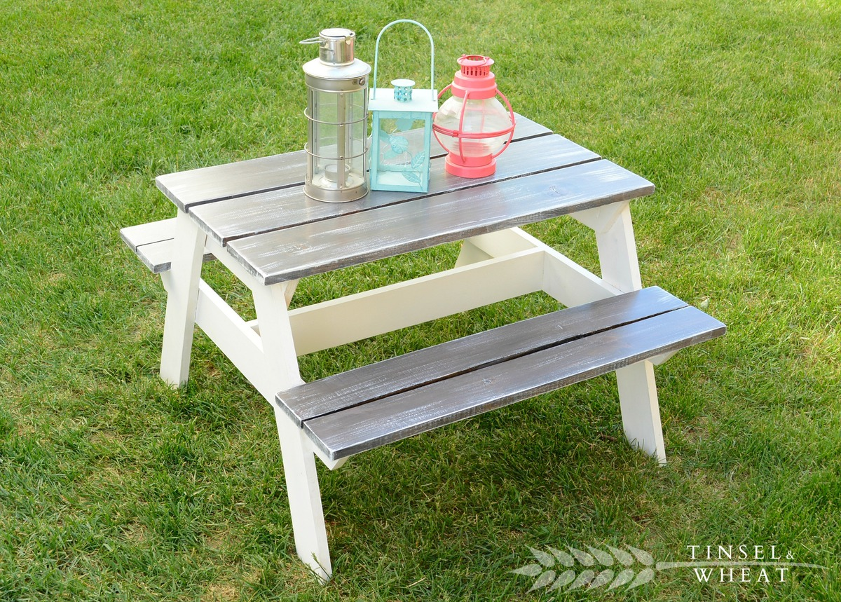 Preschool Picnic Table Ana White