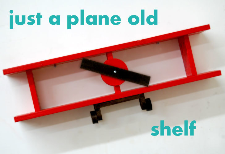 Woodworking Airplane Shelf Plans Plans PDF Download Free ...
