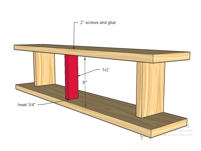 Simple Wood Shelves Plans, Build… – Amazing Wood Plans