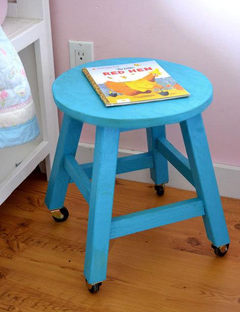 Play Table Stools Ana White