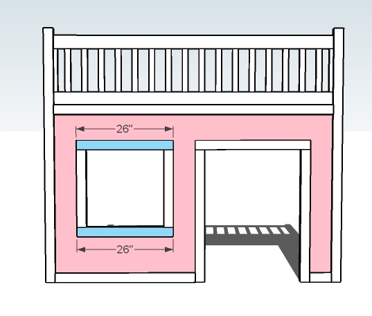 Cool Free Bunk Bed Building Plans Woodworking Project Simple