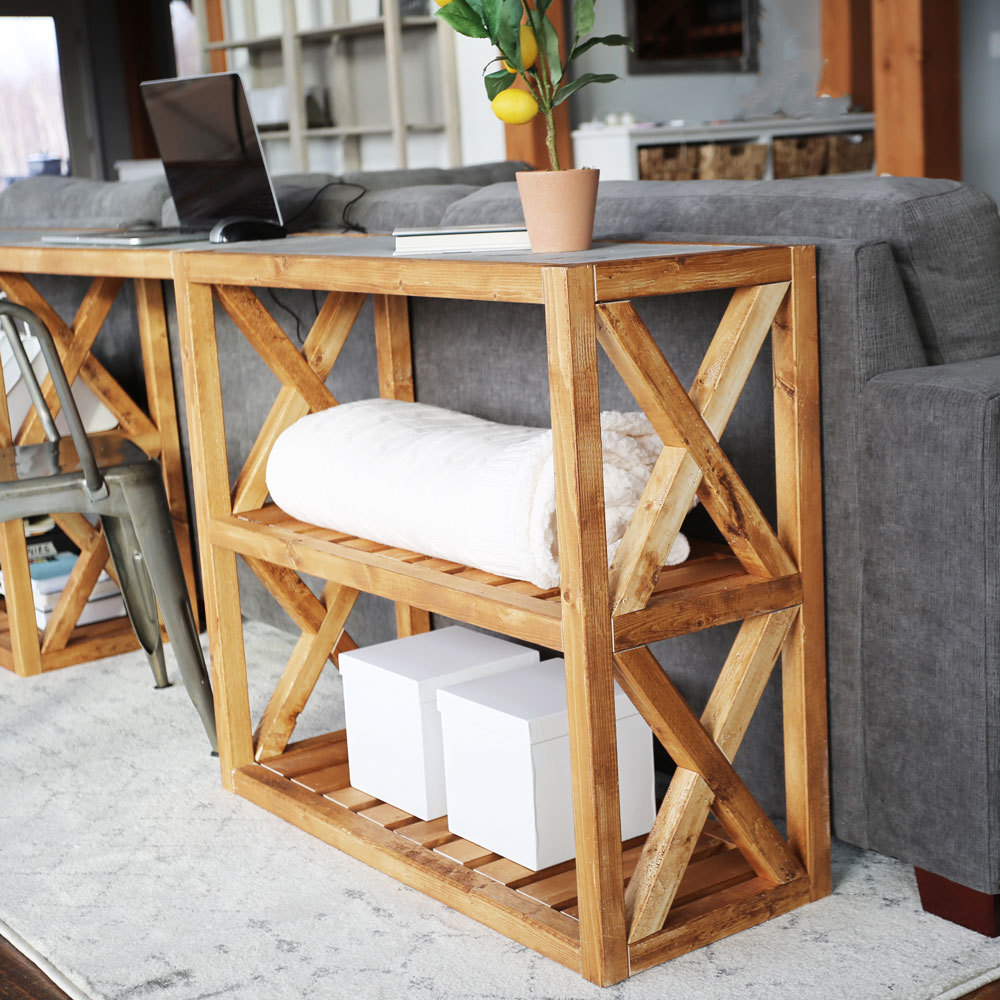 20 Modern Farmhouse Console Table Inspired By Pottery