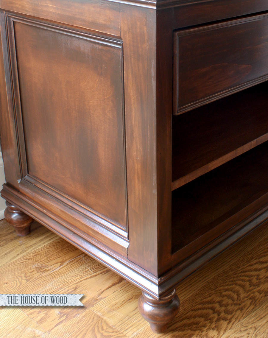 Hidden Printer Cabinet Ana White Refined Printer Cabinet Diy Projects