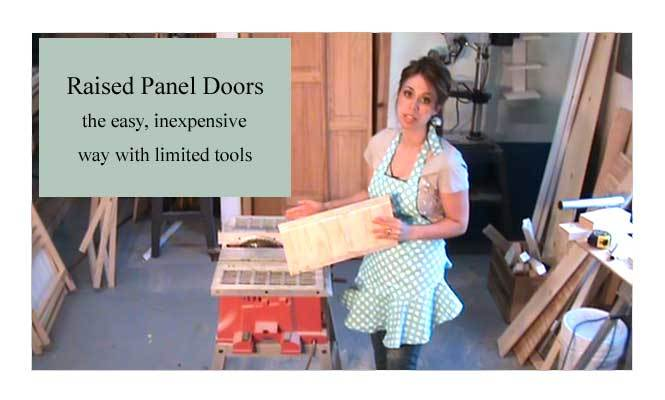 Ana White | Raised Panel Cabinet Doors - DIY Projects