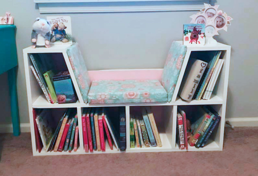 Ana White Book Shelf With Reading Nook Diy Projects