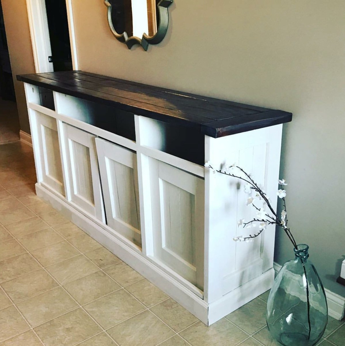 Ana White | DIY Rustic Sideboard - DIY Projects