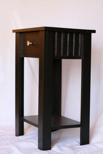 ana white   build a simple nightstand - diy projects Make Your Own Nightstand
