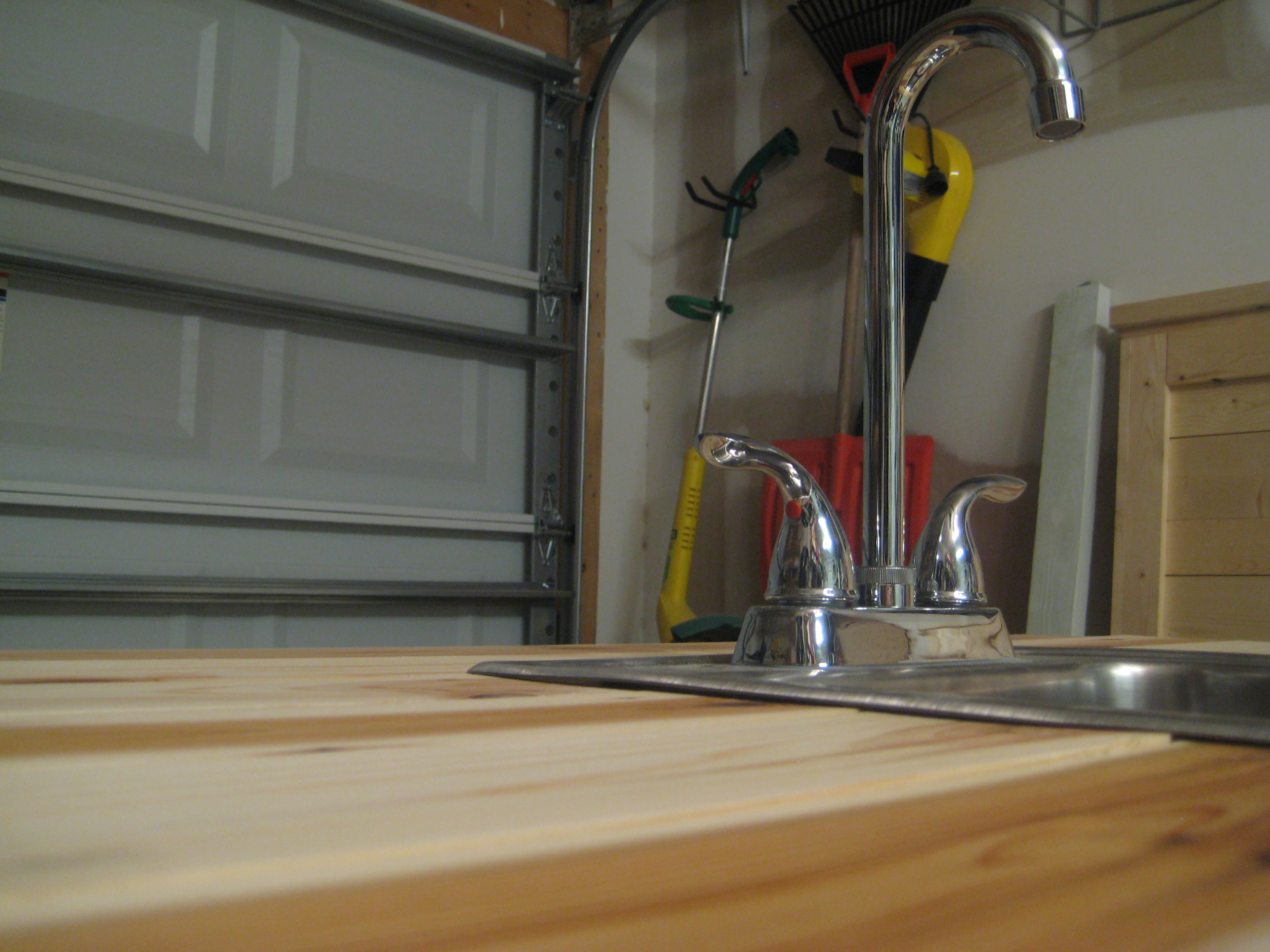 Diy outdoor sink station viewing gallery
