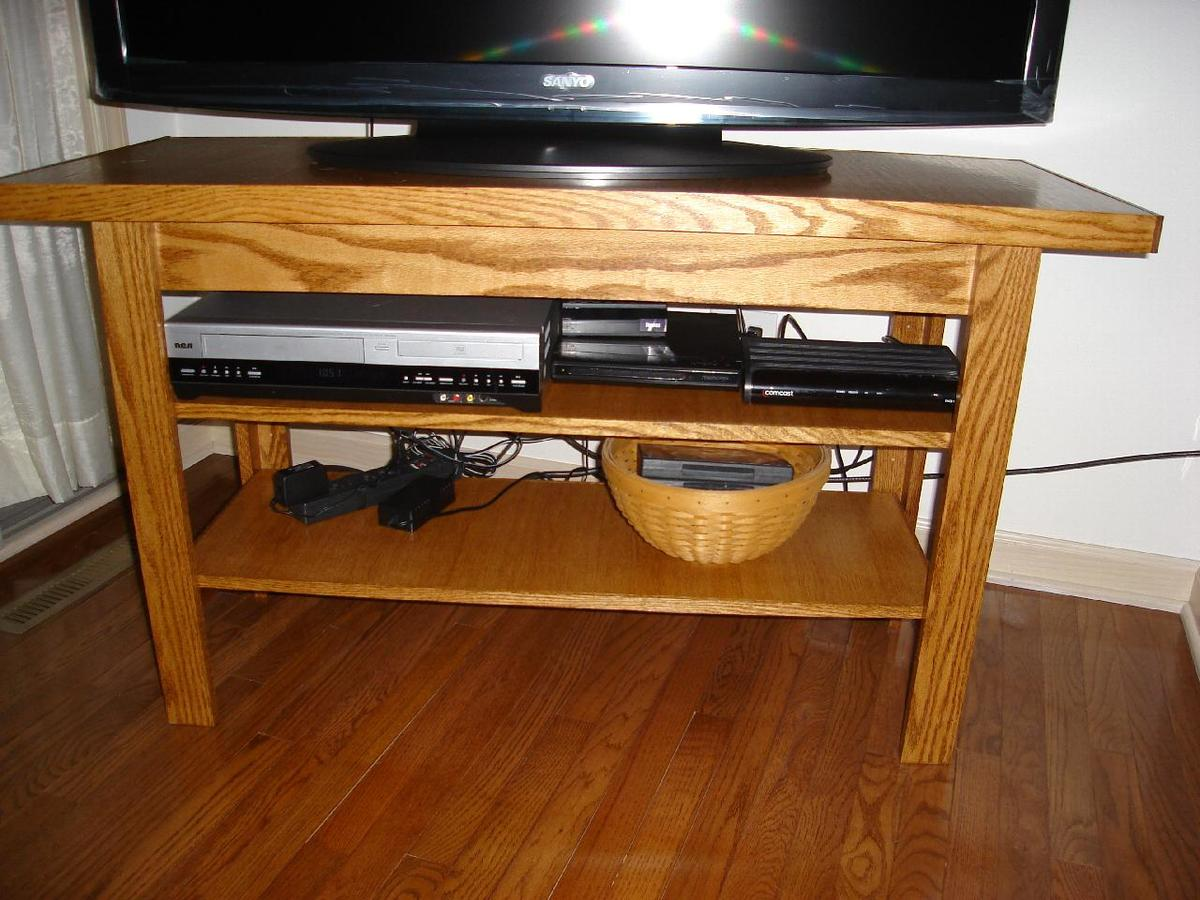 Tv Console Table Interesting Ana White