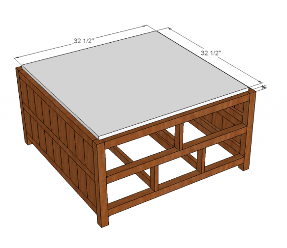 Woodworking Plans Coffee Table Legs