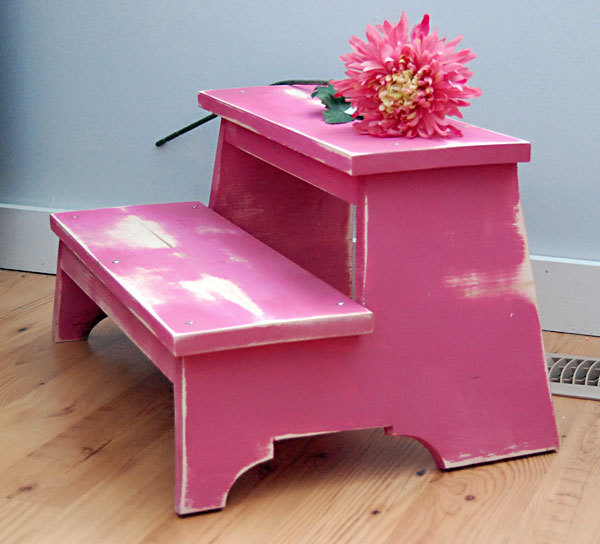 ana white | vintage step stool - diy projects