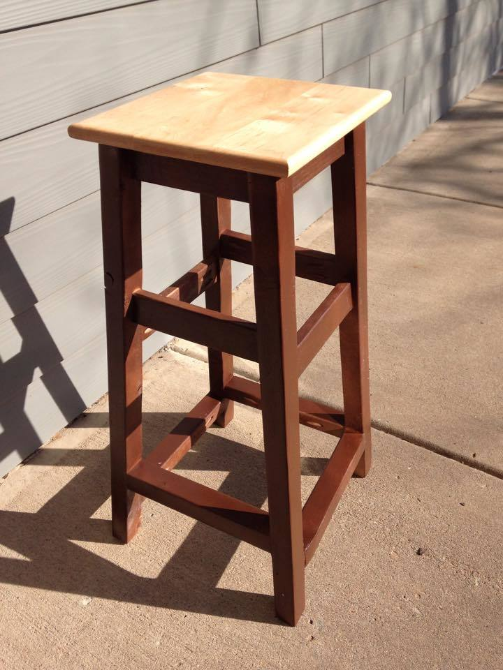 Ana White Maple Stool Diy Projects