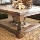 coffee table plans | ana white woodworking projects