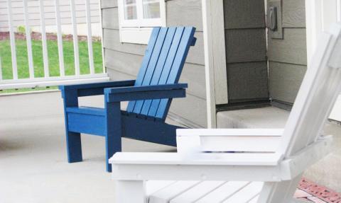 Terrific Kids Adirondack Chair Ana White Machost Co Dining Chair Design Ideas Machostcouk